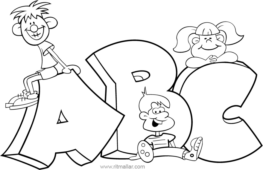 international school design coloring pages - photo#25